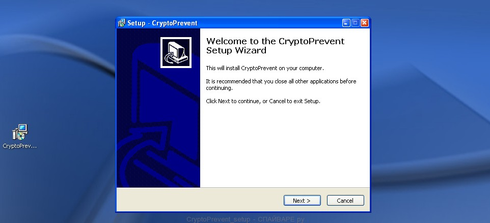 CryptoPrevent