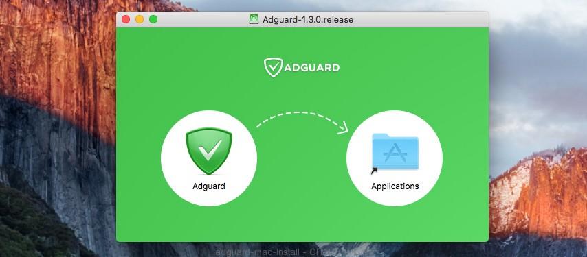 adguard mac установка