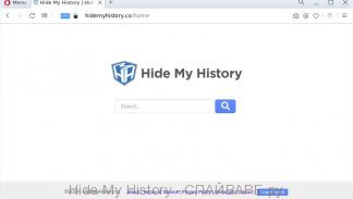 Hide My History