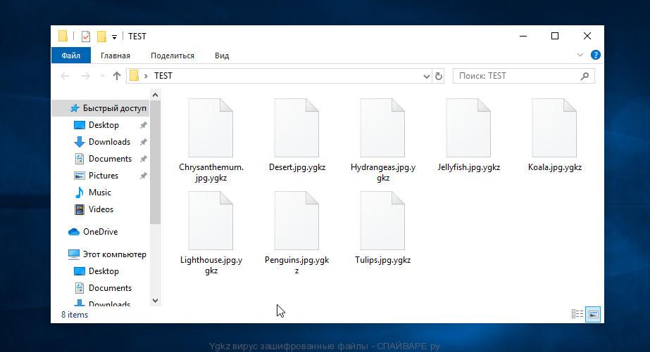 Ygkz вирус зашифрованные файлы